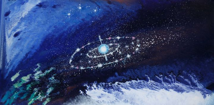 Neutron star - Alla Struchaieva