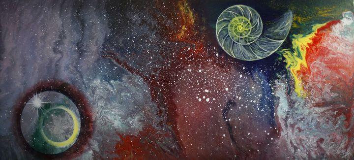 Response of the Universe - Alla Struchaieva