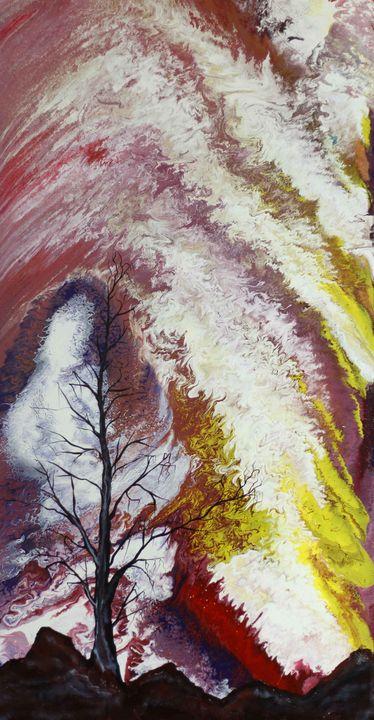 Space Nebula - Alla Struchaieva