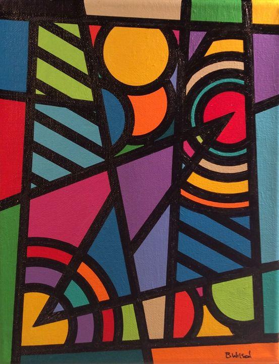 Double Intensity - Brian Wilson's Art