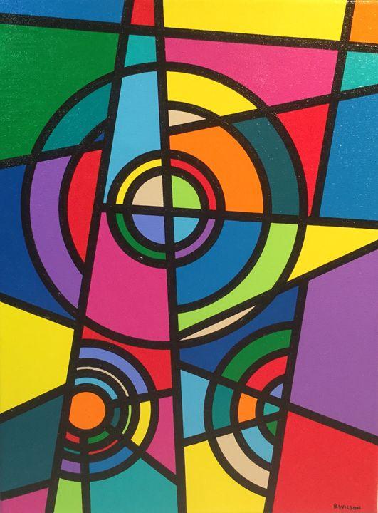 Trinity - Brian Wilson's Art