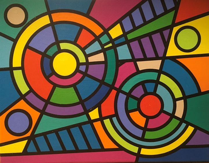 Assissin's Eyes - Brian Wilson's Art
