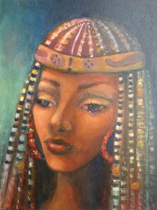 SUNNY - Portraits-My Papyruses