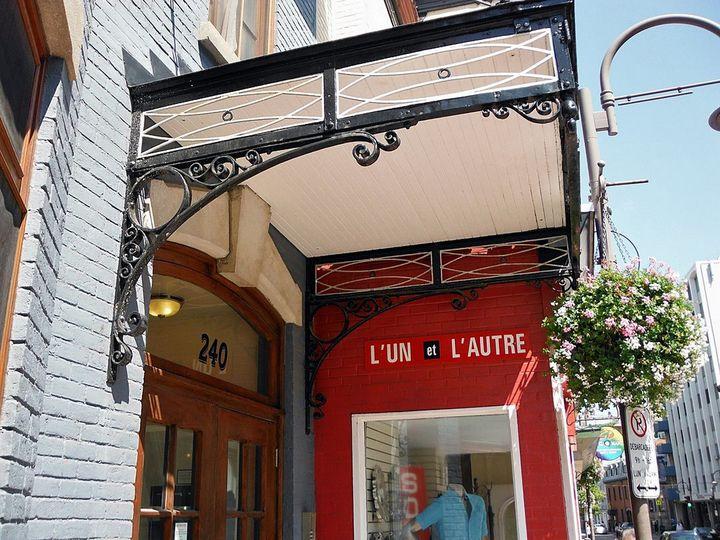 Boutique L'Un et L'Autre - La Galerie d'art vitrtuelle de Francois Gagnon