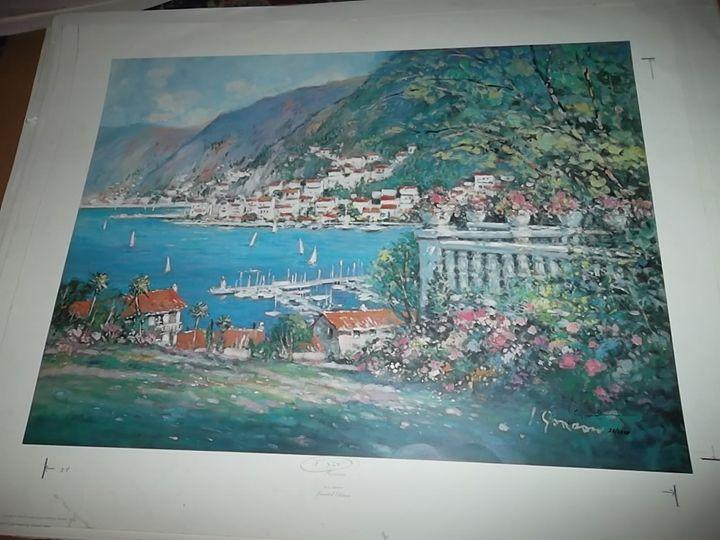 Riviera - L. Gordon Prints