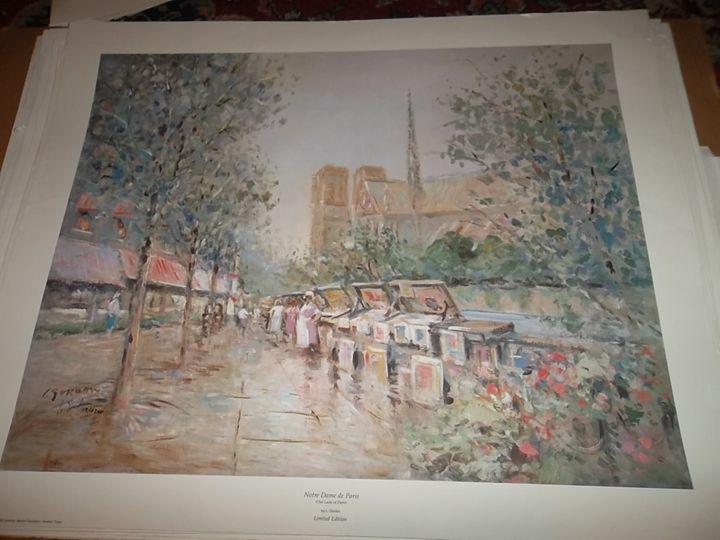 Notre Dame de Paris - L. Gordon Prints