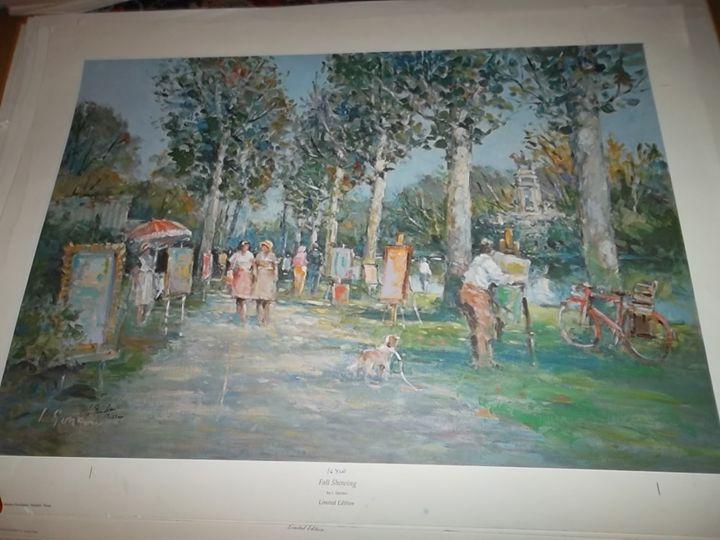 Fall Showing - L. Gordon Prints