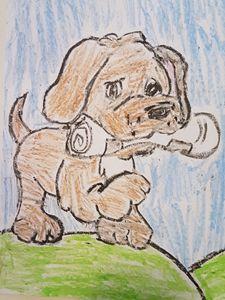 a dog's purpose - Zarabea's World of Art