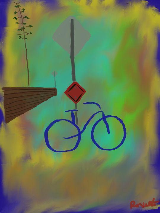 Venice Beach Bike - Ron Werth