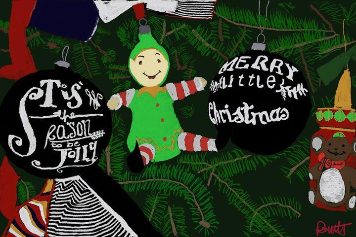 Christmas Elf - Ron Werth
