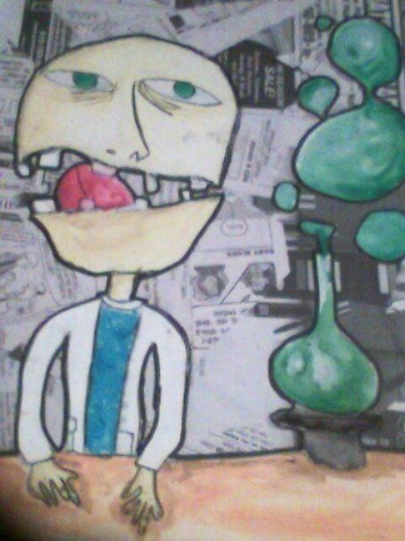 The Mad Scientist - Slug Staxx