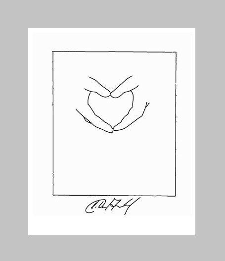 Loving Hands - David Friebel Art