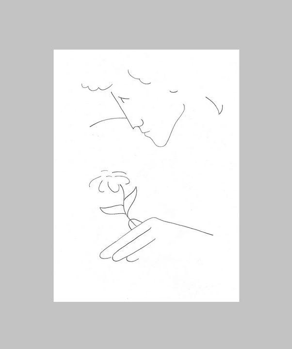 Flower - David Friebel Art