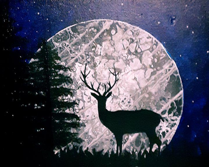 A Hunter's Moon - JLP Creations