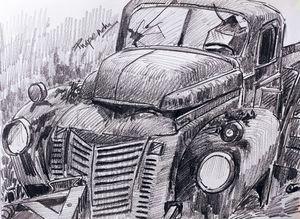 Old Vintage Car-3