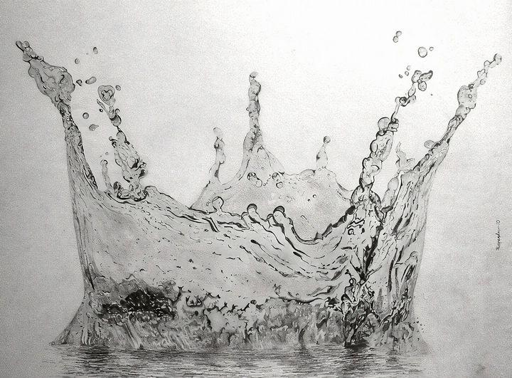 Drops of Life - Puspendu Roy Karmakar