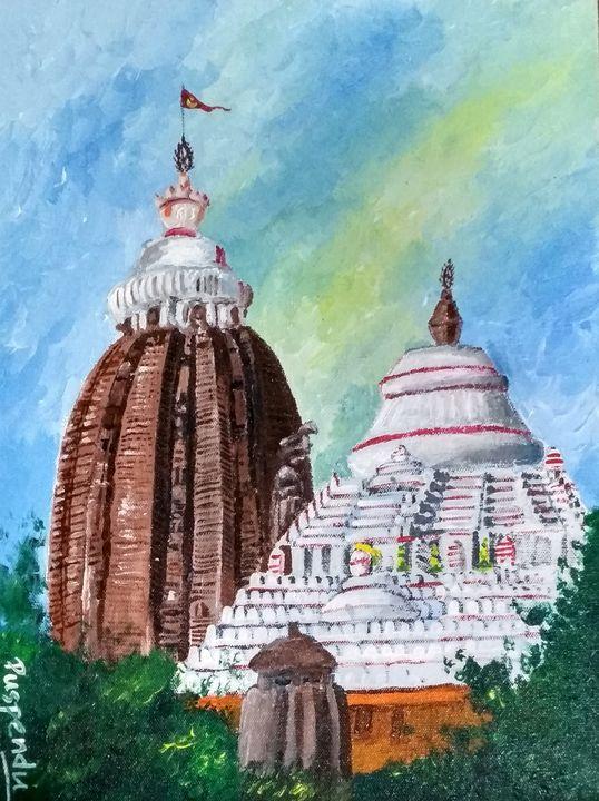 Puri Jagannath Temple - Puspendu Roy Karmakar