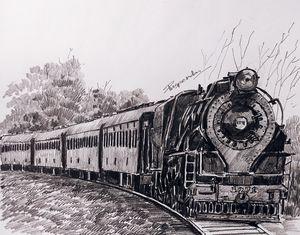 Diesel Locomotive-1