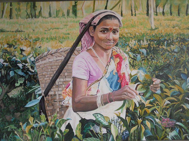 Tea Farm Leady - Shree Ganesh