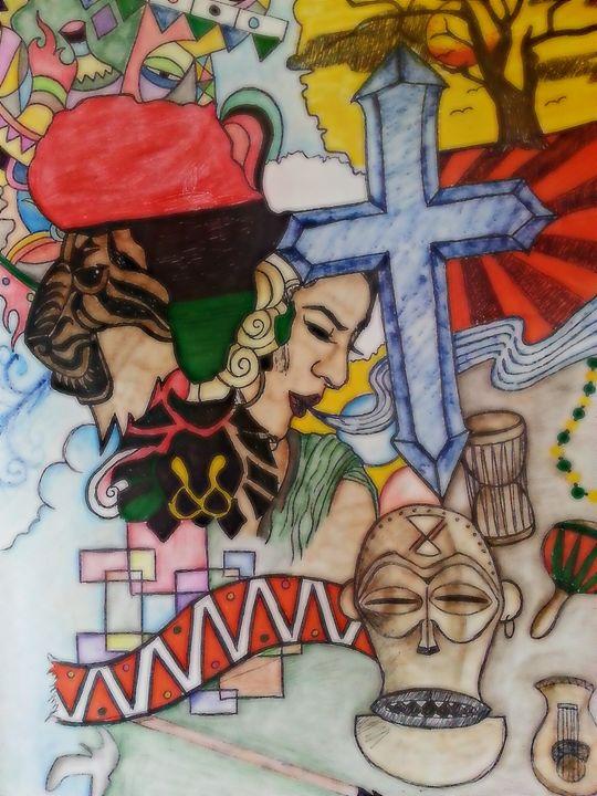 African Pride - Cyron James gallery