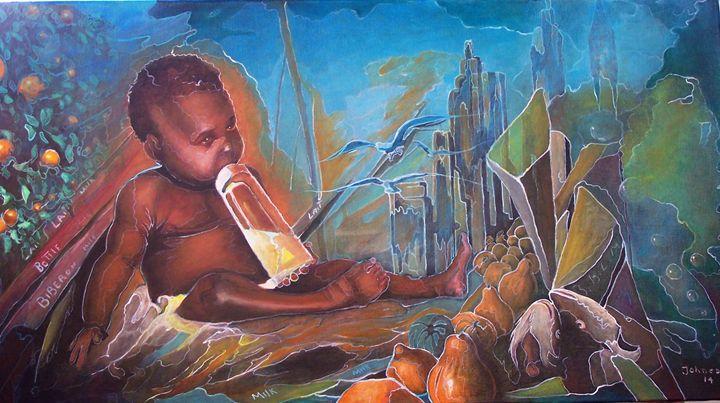 The Bottle 2 - JohnEdwe's Gallery