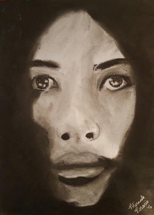 In the Shadows - Miranda Rosario