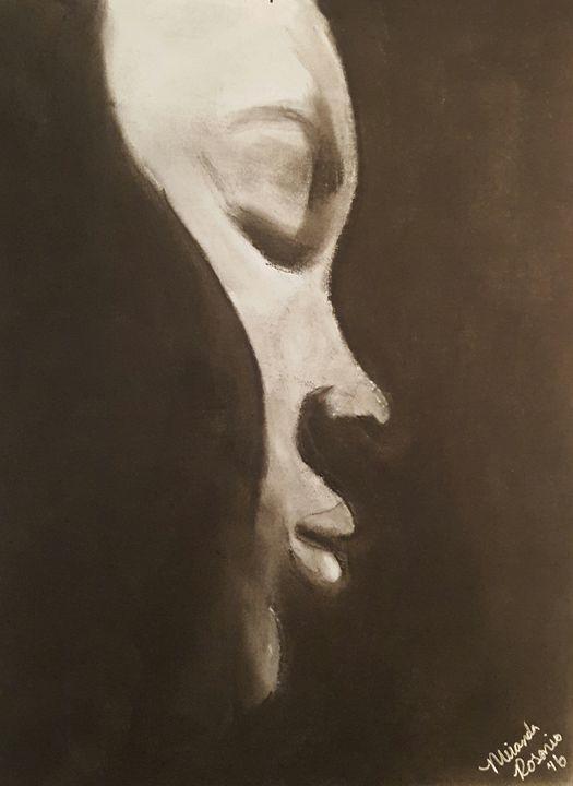 Living in the shadows - Miranda Rosario