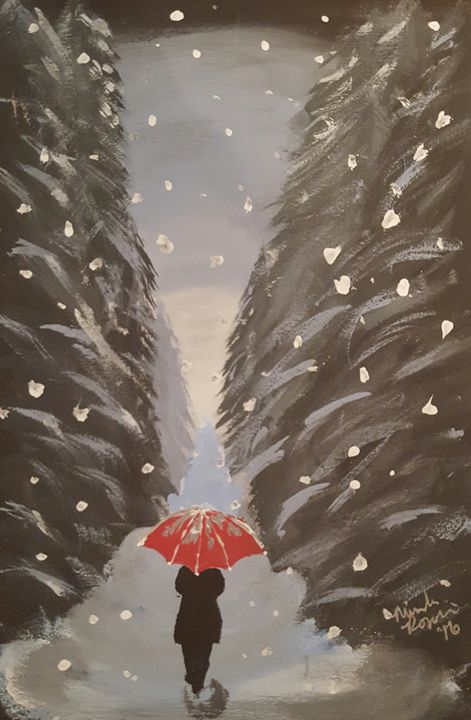 Winter Wonderland - Miranda Rosario
