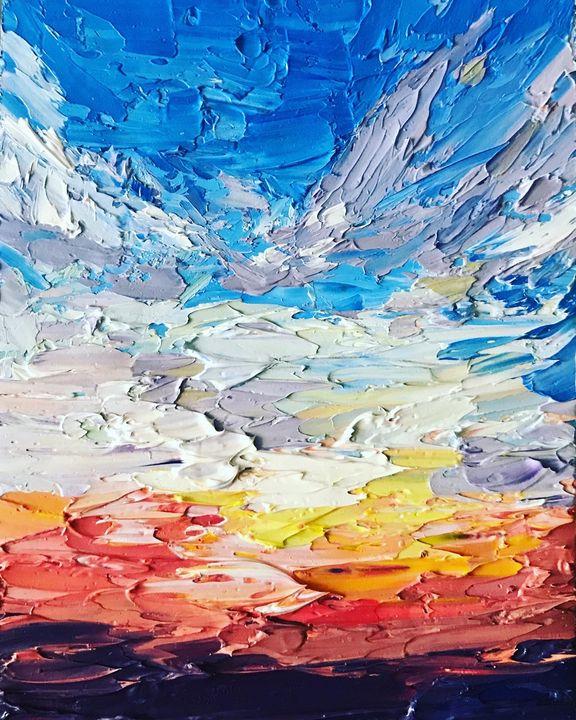 Evening (Sky Transitions) - Vita Art