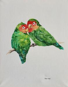 Two Birds on a Limb