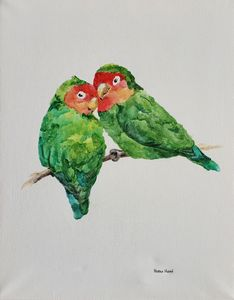 Two Birds on a Limb - Prrthd Products