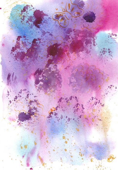 Abstract Stylish poster 1 - Arina Khlebnikova