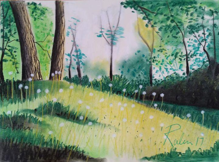 Landscape - paul g rubin