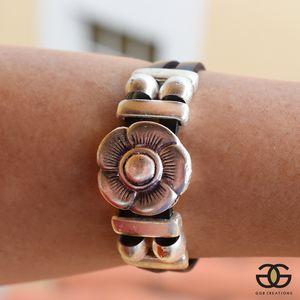 Flower Bracelet Handcraft Jewelry