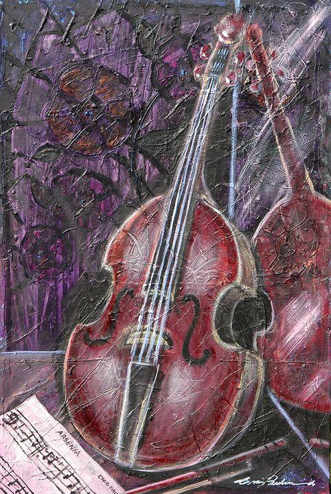 Violin - Craig Fielder It`s All In My Hands Art Production