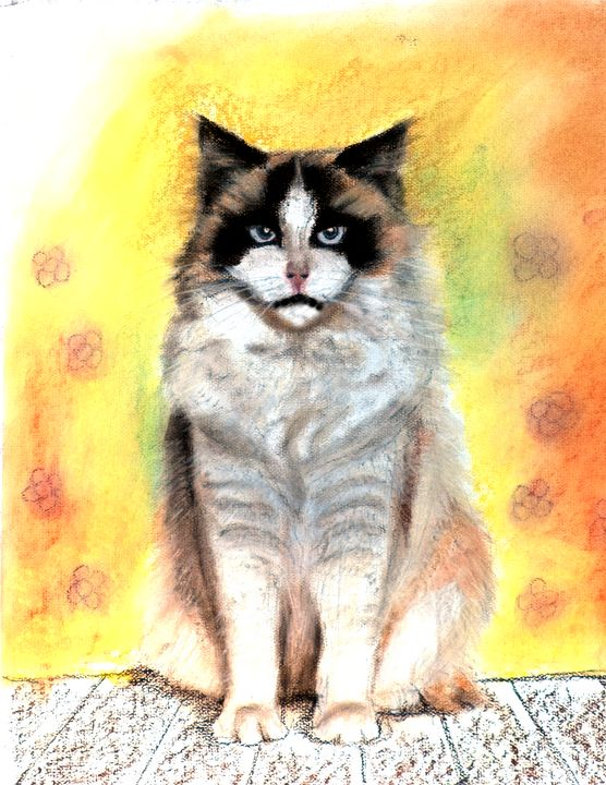 Mad Cat - Craig Fielder It`s All In My Hands Art Production