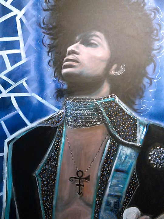 Prince - Craig Fielder It`s All In My Hands Art Production