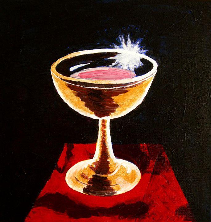 The Cup - Eva Koudela's Art