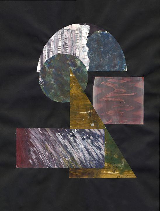 Despair - Eva Koudela's Art