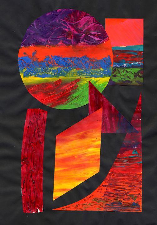 Joy - Eva Koudela's Art