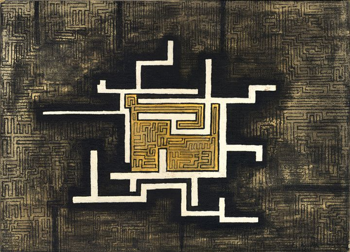 Labyrinth - Eva Koudela's Art