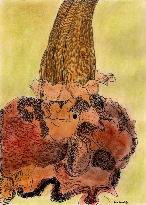 Plant - Eva Koudela's Art