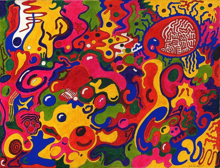 Whirl - Eva Koudela's Art