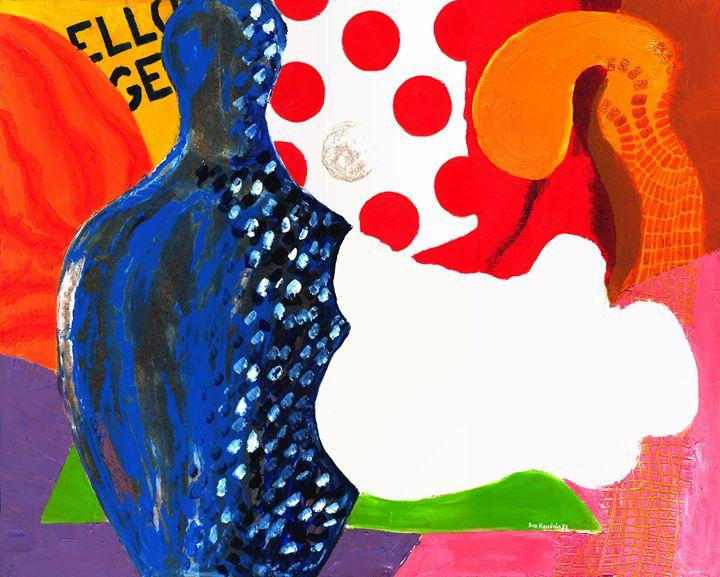Yellow Pages - Eva Koudela's Art