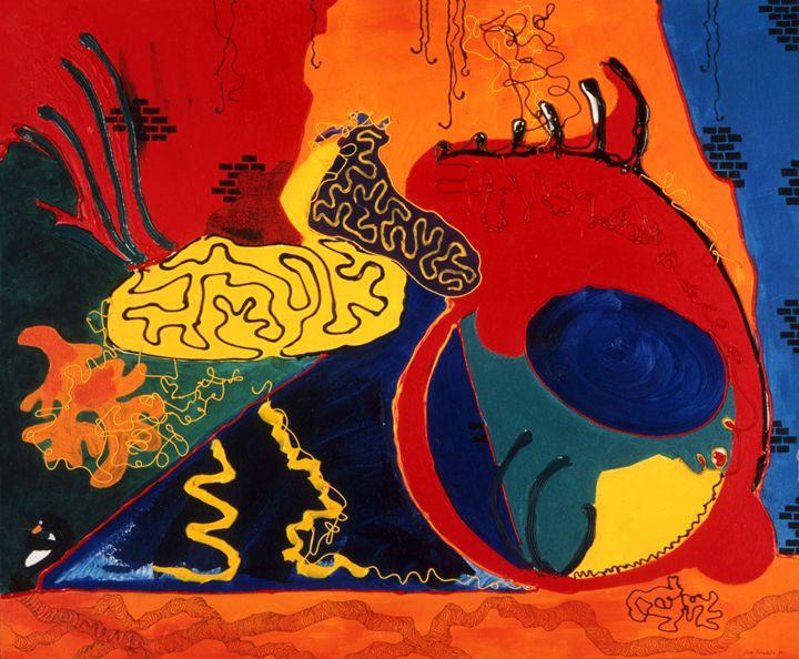 Penguin - Eva Koudela's Art