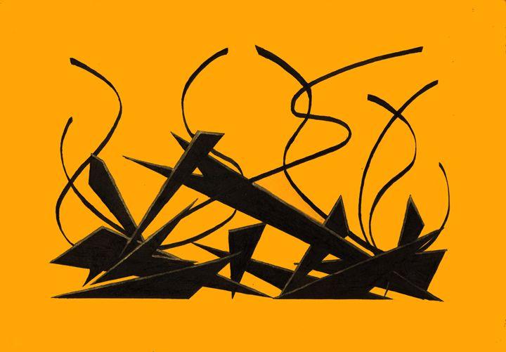 Yellow - Eva Koudela's Art