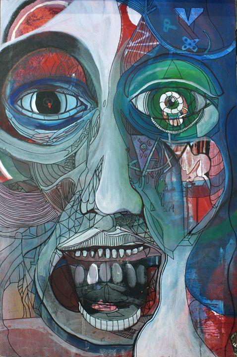 Faces, Lines, Mutations, 3 - Etoile Bohemien