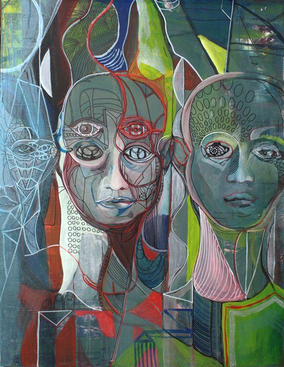 Faces, Lines, Mutations, 2 - Etoile Bohemien