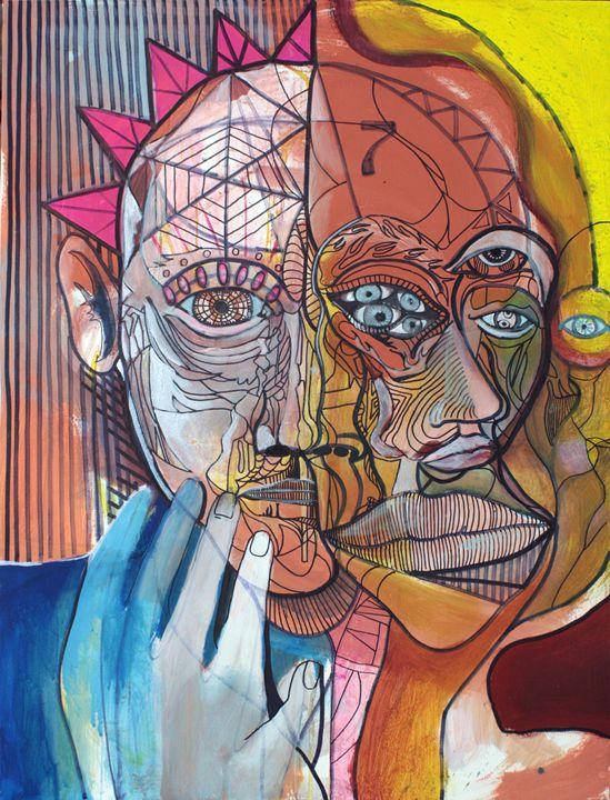 Faces, Lines, Mutations, 1 - Etoile Bohemien