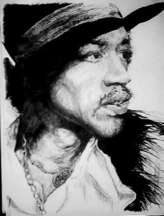 Jimi Hendrix - Darkangel